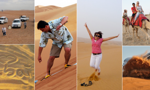 7 Reasons Why You Should Visit Dubai at Least Once in Life