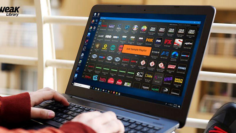 8 BEST LIVE TV APPS FOR WINDOWS 10 ON PC, LAPTOP OR TABLET
