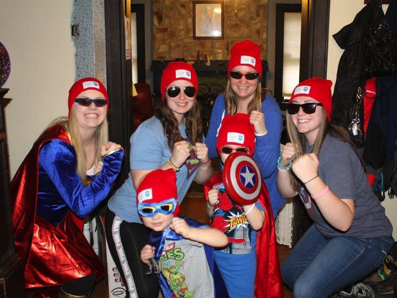 All Superheroes Don't Wear Capes; Some Safeguard their Families with the Right Choice