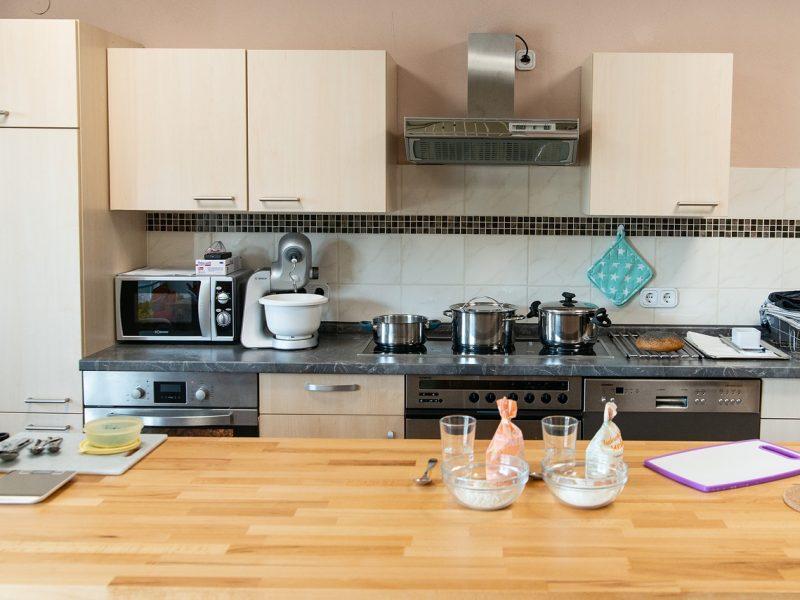 An Organized Kitchen is an Organized Life