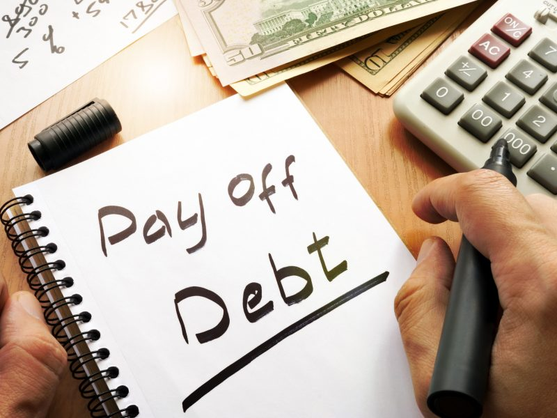 How to Pay Your Debt and Stay Debt Free