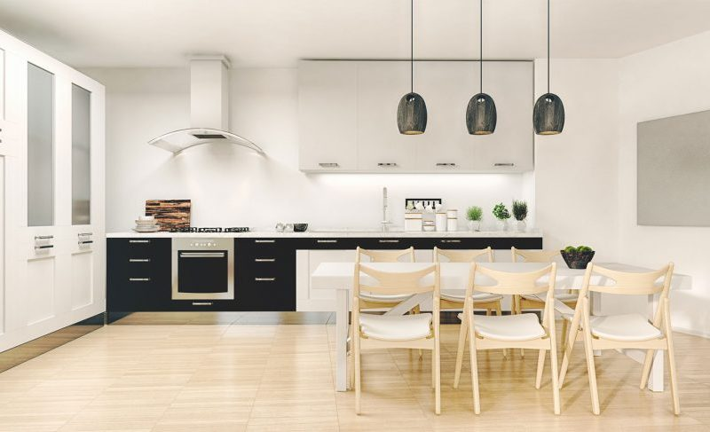 The advantages of having Technology in Modern kitchen