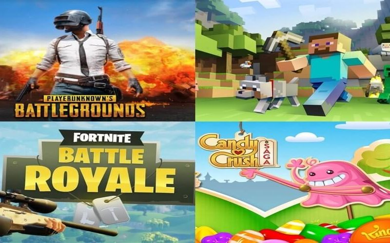 The Trending Mobile Games of 2018!