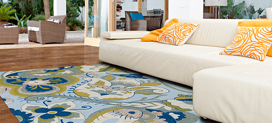 Woven Rugs Are Again Stealing The Limelight